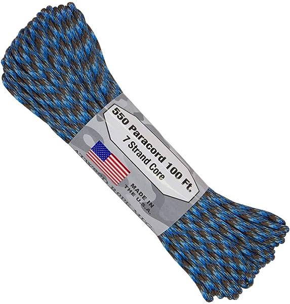 Atwood Rope MFG Parachute Cord Valor VALOR