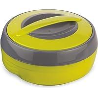 Asian Plastowares Cosmos Plastic Casserole, 1.5 litres, Green