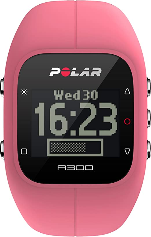 Polar A300 - Pulsómetro de Entrenamiento, Color Rosa: Amazon.es ...