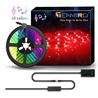 Tenmiro 16.4-Foot LED Strip Lights