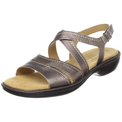 Womens Sandals Naturalizer Every Nickel Alloy