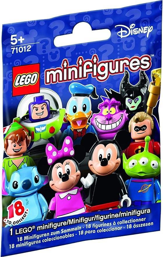 71012-8 DIS008 R767 LEGO Collectable Mini Figure Series Disney Cheshire Cat