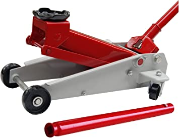 Amazon Com Larin 2 5 Ton Heavy Duty Garage Shop Service Jack Ly 3 Automotive