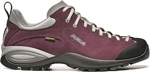 Asolo - Zapatillas de montaña de Cuero para Mujer: Amazon.es ...