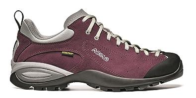 Asolo - Zapatillas de montaña de cuero para mujer: Amazon.es: Deportes y aire libre