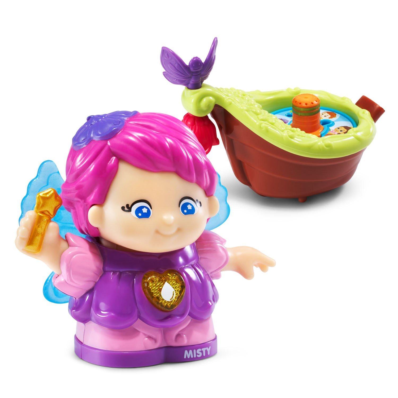 VTech Go! Go! Smart Friends Fairy Misty and her Boat by VTech
