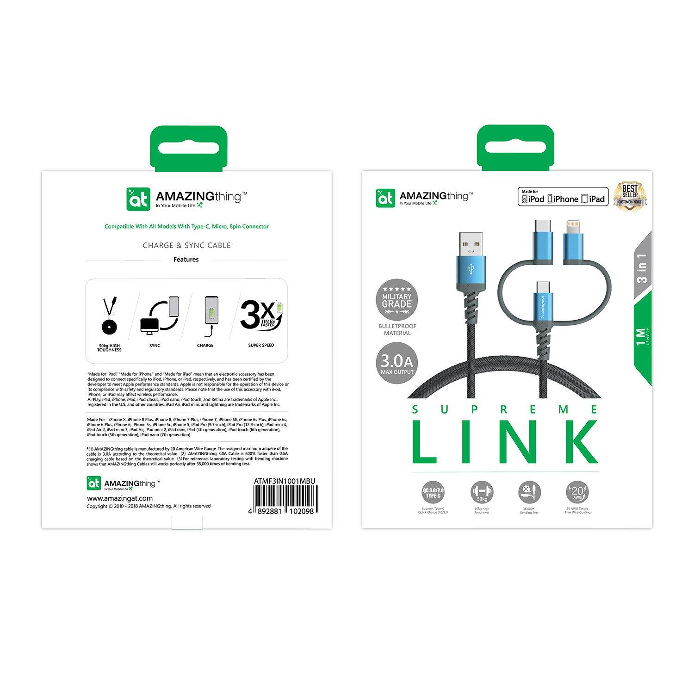 Amazingthing Apple Official Certificated Supremelink 3 Amazon