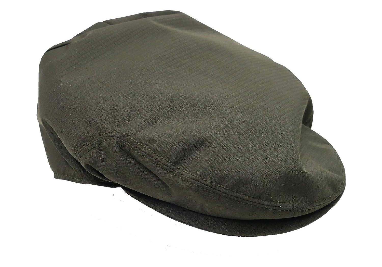 Beretta Teal Flat Cap BWB Evo Membrane Waterproof Hat Green Hunt Shoot