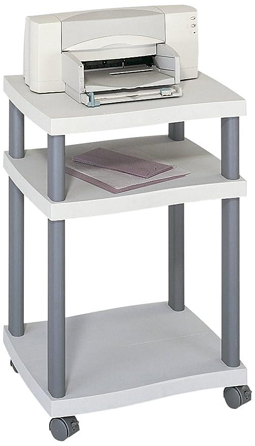 Safco Wave - Soporte de Impresora para Poner al Lado del ...