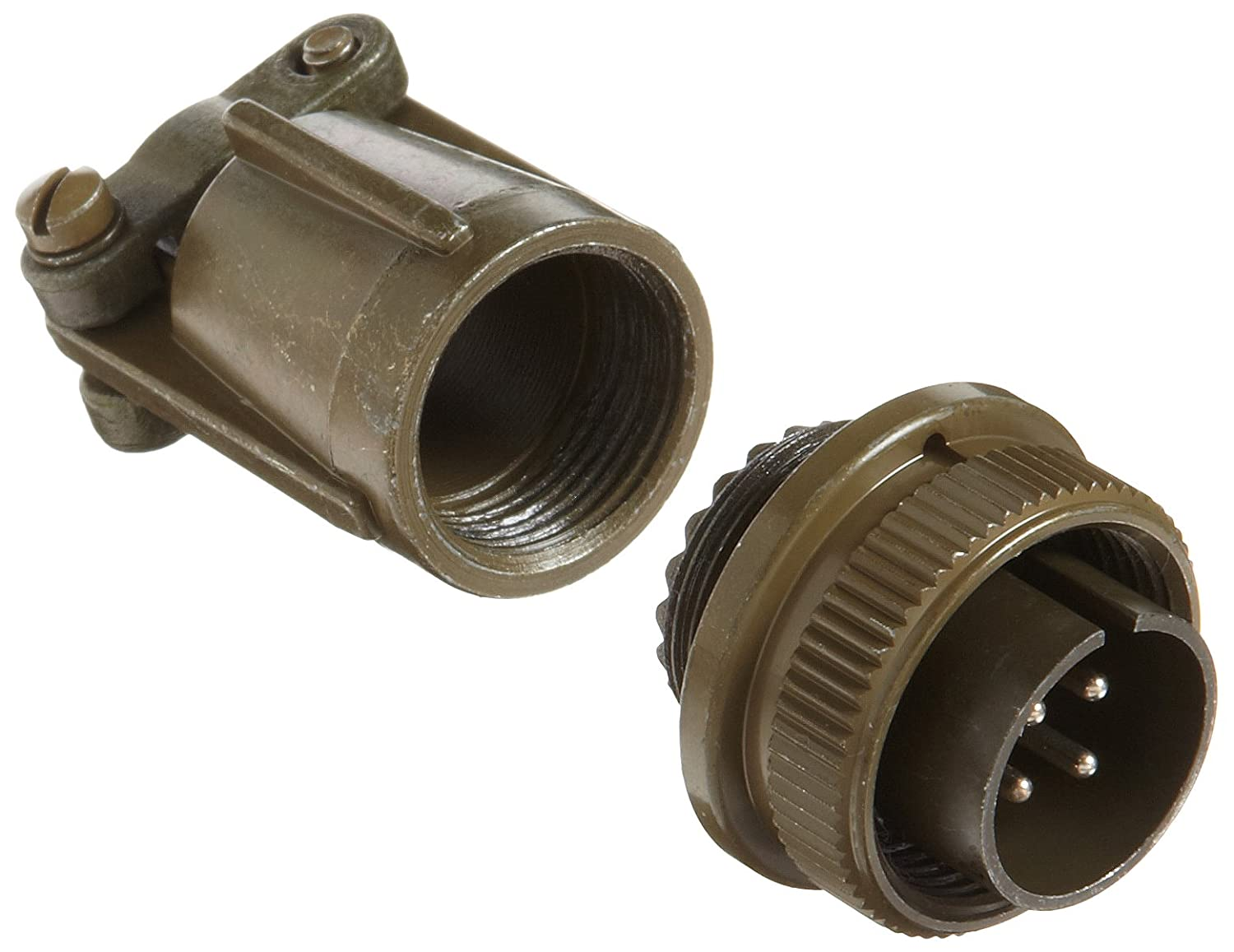 Amphenol Part Number MS3106F18-1SW