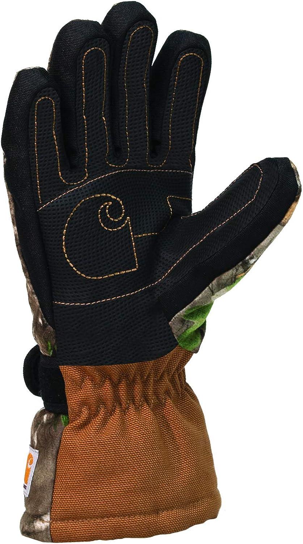 Carhartt Boys Camo Glove
