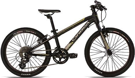 Orbea MX 20 equipo de colour amarillo y negro para bicicleta ...