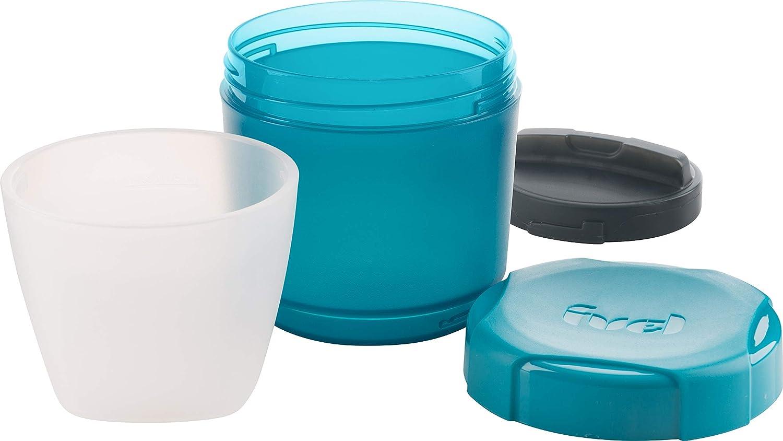 Trudeau Yogurt/Granola Container, Medium, Tropical