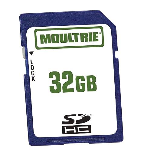 Moultrie SD Tarjeta de Memoria, 32 GB: Amazon.es: Deportes y ...