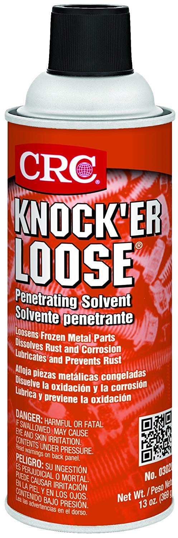3. Knock'er loose