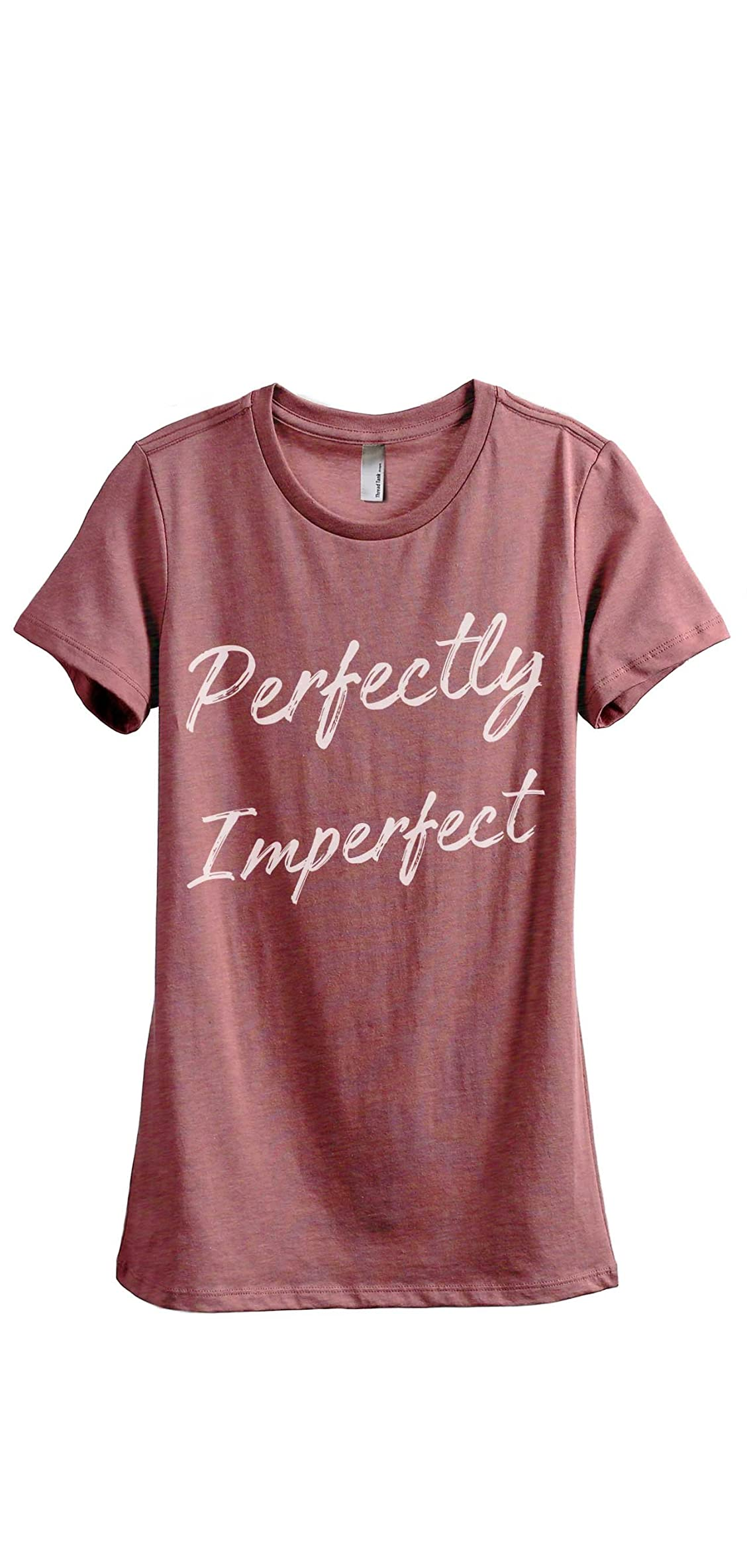 Perfectly Imperfect Women's Fashion Relaxed T-shirt