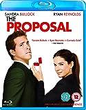 The Proposal [Blu-ray][Region B/C]