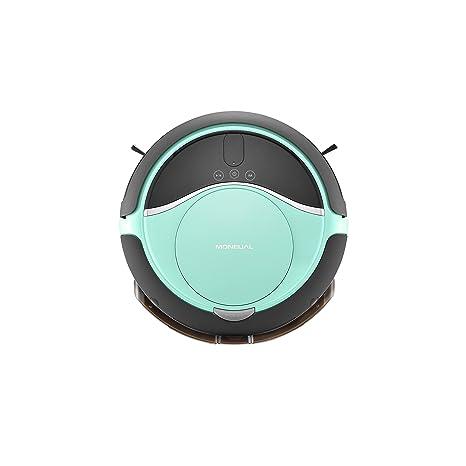 Moneual MEG7000MS - Robot aspirador hibrido, color verde menta
