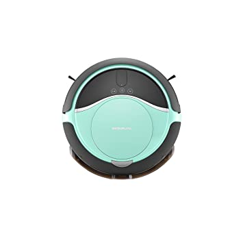 Moneual MEG7000MS - Robot aspirador hibrido, color verde menta: Amazon.es: Hogar