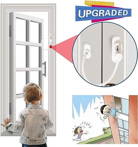 Cierre de seguridad para puerta corredera de seguridad para bebé ...