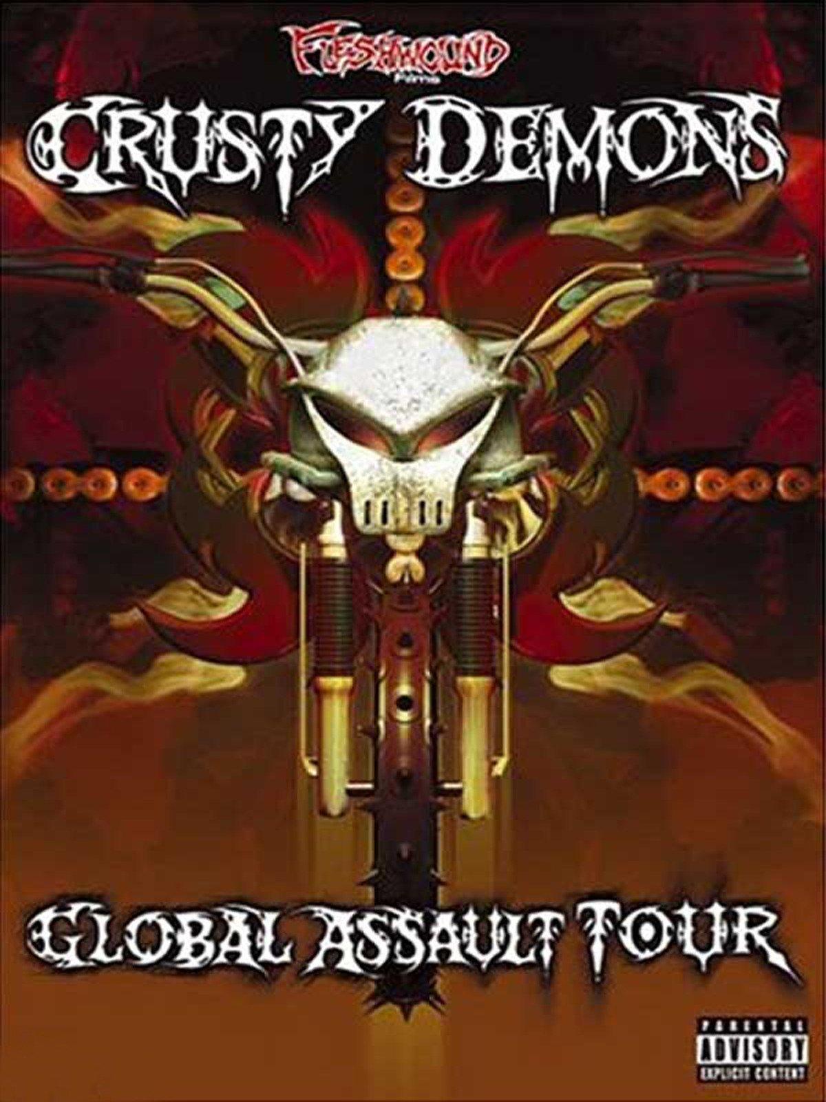 Watch Crusty Demons Of Dirt Global Assault Tour Prime Video