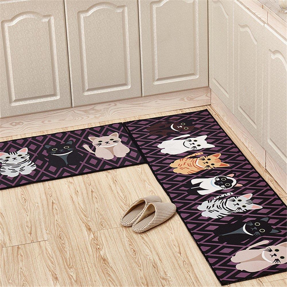 Ziemlich Dekorative Küchenmatten Und Teppiche Fotos - Ideen Für Die ...