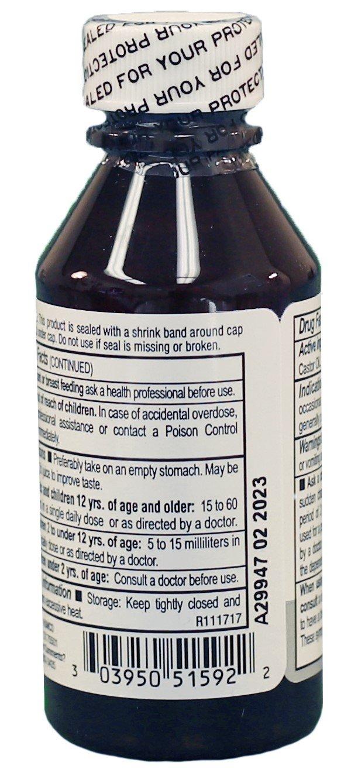 Amazon.com: Humco 051516001 Aceite de ricino, OT, USP, 16 ...