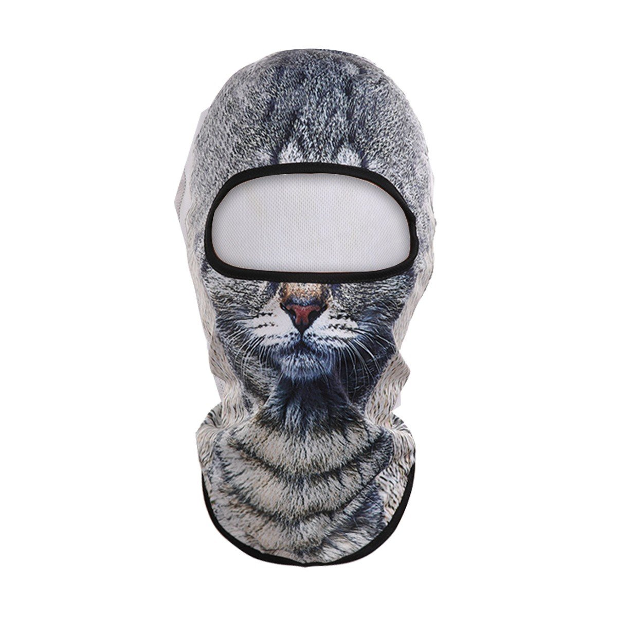 iiniim 3D Animal Snowboard Neoprene Balaclava Ski Mask Full Face Cover Mask Cycling Hat