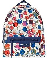 Longchamp Le Pliage Neo Fantasy Small Backpack in Multicolor
