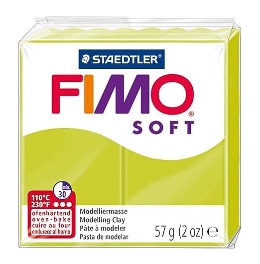 33 opinioni per Staedtler 8020–0–Fimo Soft normale Block, 57G grüne limone (52)