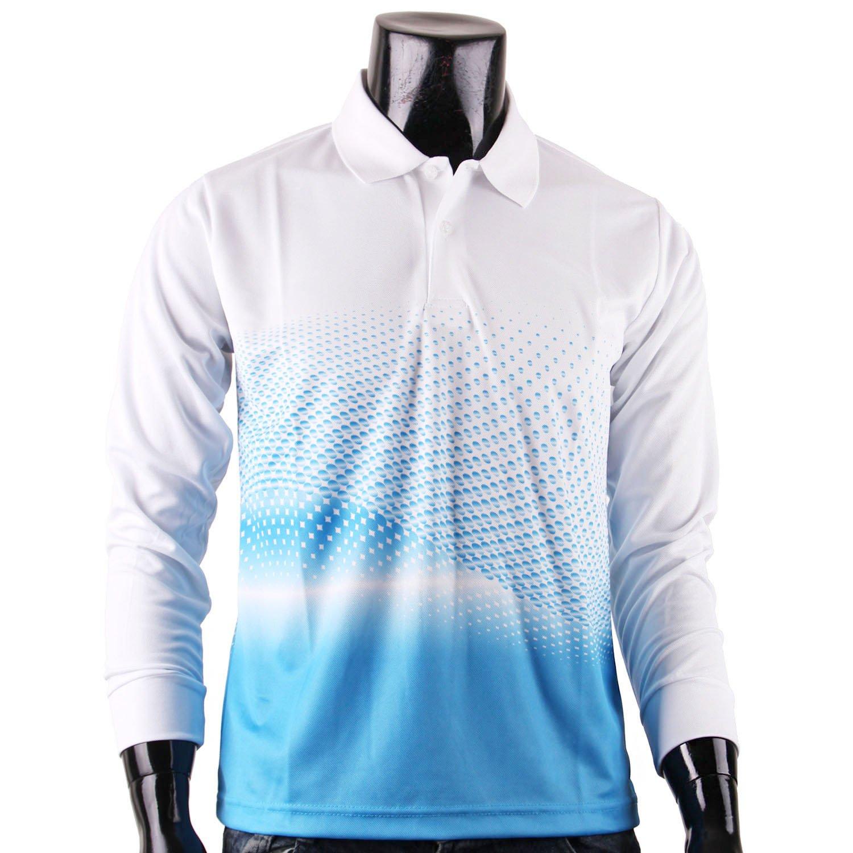 bcpolo M?nner Polo Dri Fit Polo camisa. Sky Blue Cielo Azul xxx ...