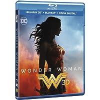 Wonder Woman Blu-Ray 3d [Blu-ray]