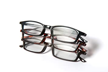 bc37ded28528 Amazon.com  Optx 20 20 Classic Reading Glasses