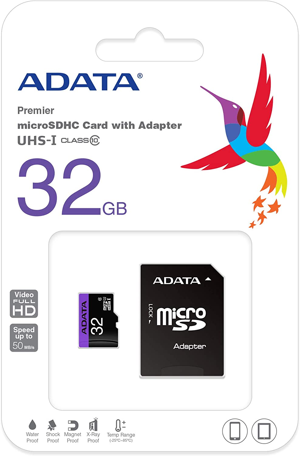 32GB Memory card for Acer Iconia B1-A71Class 10 80MB//s microSD SDHC New UK