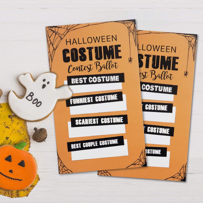 Halloween Costume Contest 2020 Ballot Amazon.com: ORIENTAL CHERRY Halloween Party Supplies   Costume