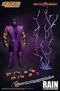 Storm Collectibles Mortal Kombat: Rain NYCC Excluives Action Figure