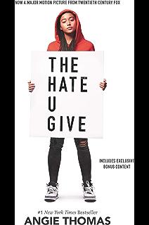 the hate u give audiobook