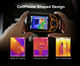 220 x 160 Thermal Imaging Camera, Pocket-Sized