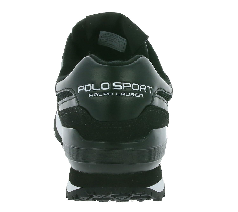 Polo Ralph Lauren - Baskets Basses - Homme - Sneakers Slaton Pony Noir pour  Homme - 46  Amazon.fr  Chaussures et Sacs acdb64f8f71c