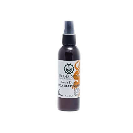 Amazon.com: Utama Spice Esterilla de yoga Spray Supa Dupa ...