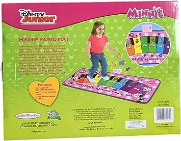 Minnie Piano Music Mat