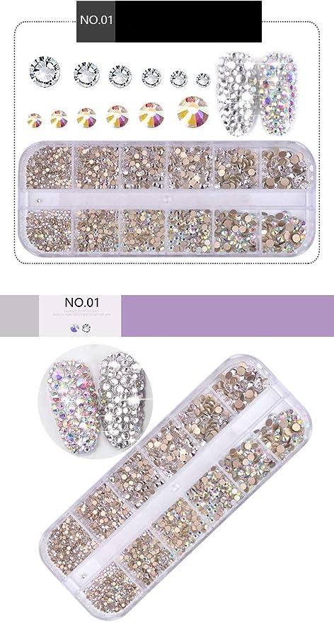 250 strass étoiles bijoux pierres acrylique strass multicolores Différentes Tailles Neuf