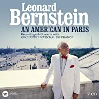 Leonard Bernstein – An American in Paris: Recordings & Concerts with Orchestre National de France
