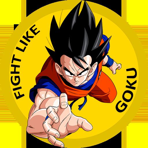 Fight Like Goku (Goku Children)