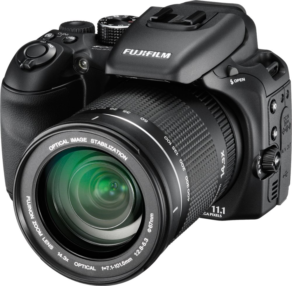 Amazon.com : Fujifilm Finepix S100fs 11.1MP Digital Camera with 14.3x Wide  Angle Dual Image Stabilized Optical Zoom : Point And Shoot Digital Cameras  ...