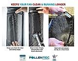 PollenTec Tower Fan Air Filter - Effective