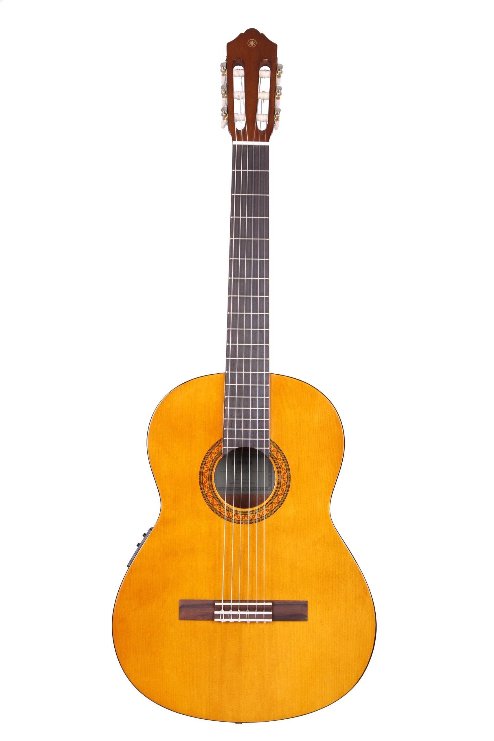 Yamaha CX40 II - Tapa de pícea product image