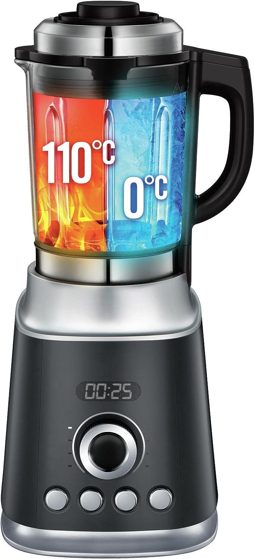Moulinex Ultrablend Cook LM962B10 Batidoras de vaso de 1500 W de ...