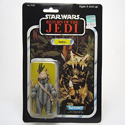 Choose Your Own Vintage STAR WARS Action Figures ROTJ Kenner Return of the Jedi