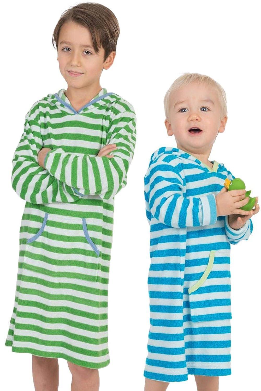 9630a4e012370f WEWO-Fashion WEWO-Fashion Otto Werner Unisex Mädchen Jungen Kinder Badekleid  mit Kapuze, Bademantel, Morgenmantel, 500-8017 Bademäntel: Amazon.de: ...